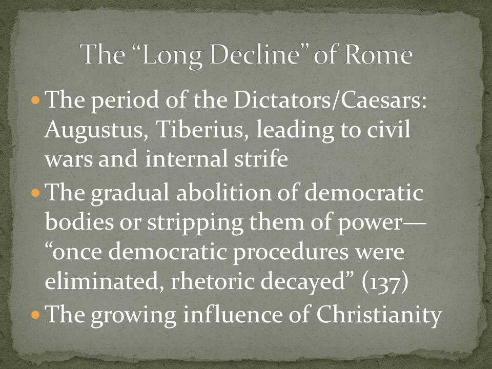 Due, in part, to Augustine's belief in a noumenal world, he sees that such a universal Truth establishes universal standards that are not altered on the basis of such attributes as taste, race, or belief… (151) Think of what the author of Dissoi Logoi would say to that!
