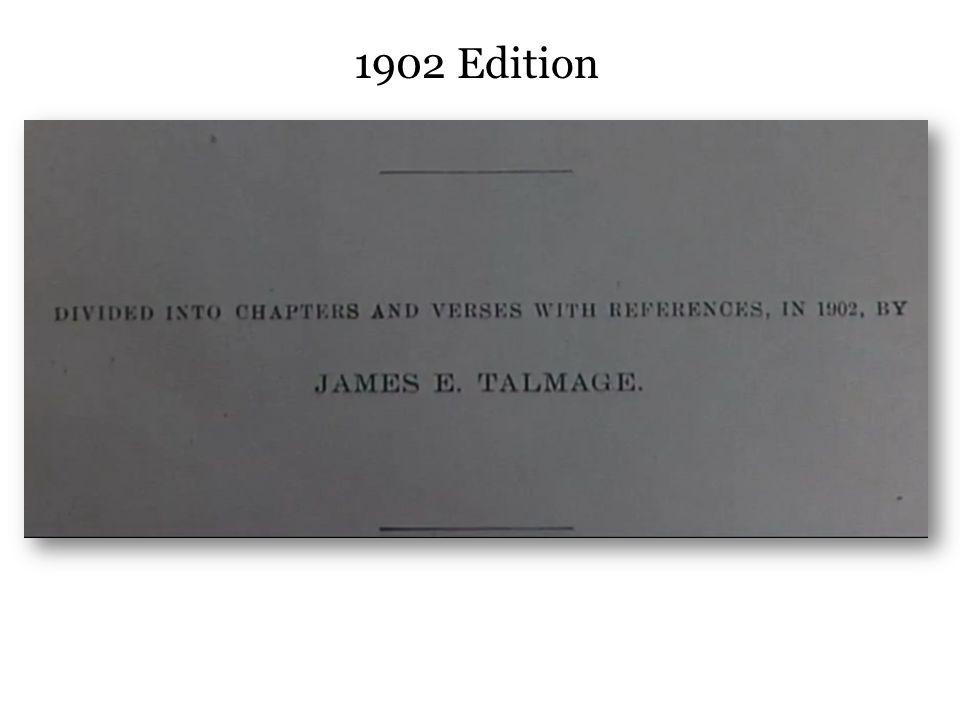 1902 Edition