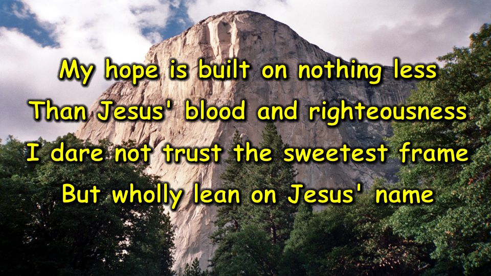 Hebrews 11:6 ( NASB ) 6And without faith it is impossible to please Him, for he who comes to God must believe that He is and that He is a rewarder of those who seek Him.