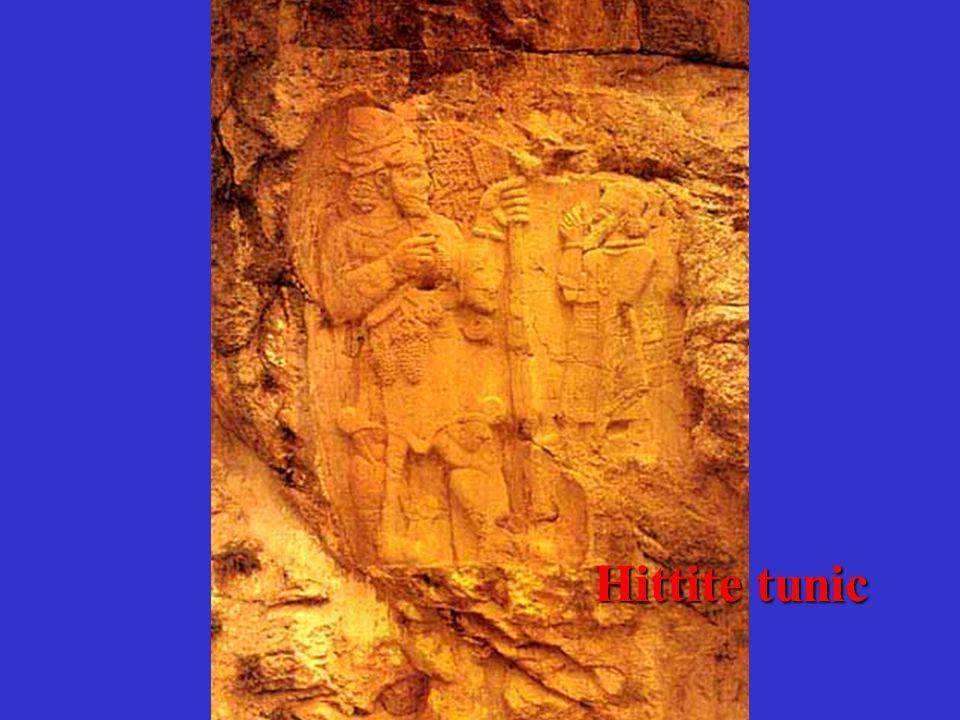 Hittite tunic