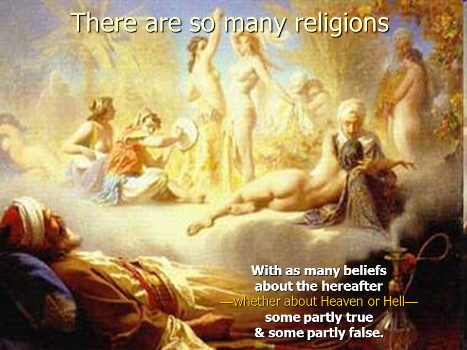 Why did the churches never tell us this when it s so clearly in the Bible.