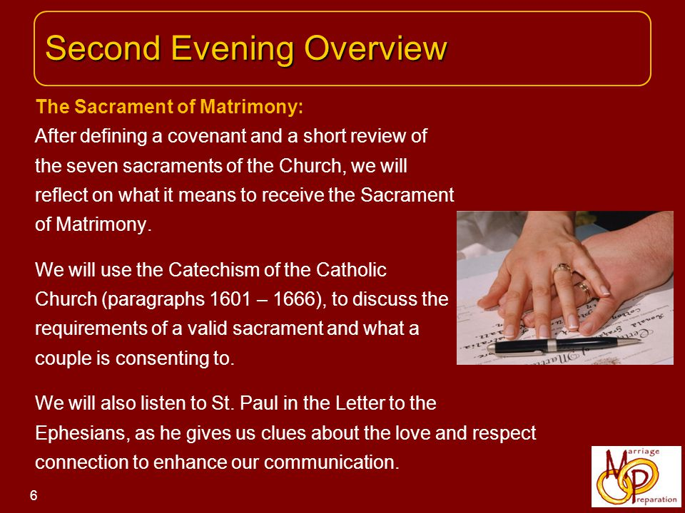 Forgiveness and Freedom: Forgiveness plays a vital role in marriage and we will understand just how important it is, and rediscover the value of the Sacrament of Reconciliation.