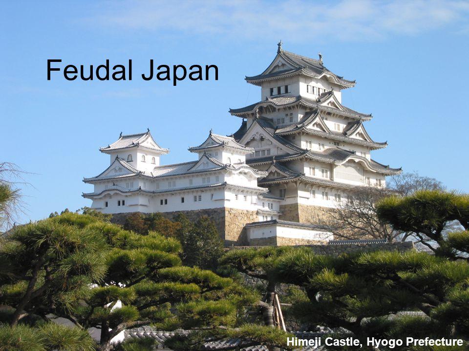 Feudal Japan Himeji Castle, Hyogo Prefecture