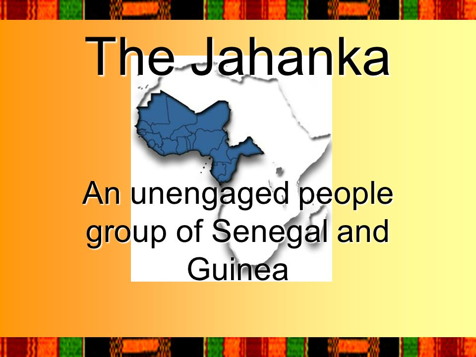 Unengaged People Groups An unreached people group is one that cannot hear the gospel in a way they can understand There are over 2,000 identified unen
