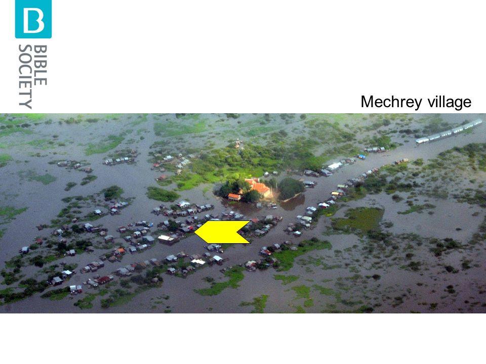 Mechrey village