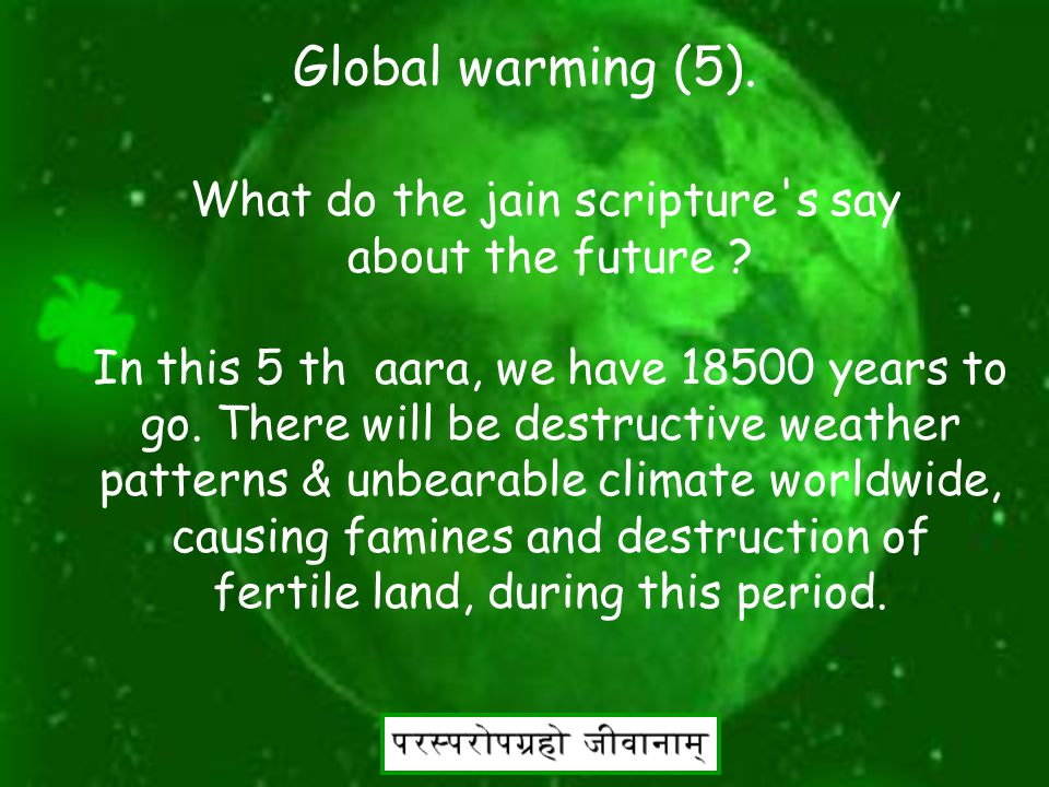 28 Global warming (4). What causes climate change ? The greenhouse effect causes the climate change, causing tropical diseases, droughts, changing rai