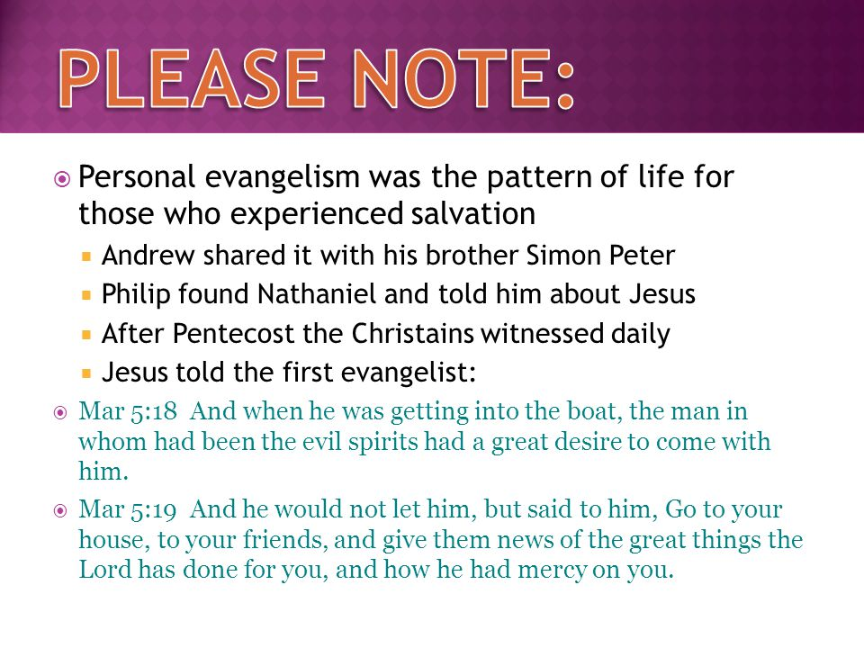  The Word of God pierces deep into the heart and mind of a lost person to reveal Christ.