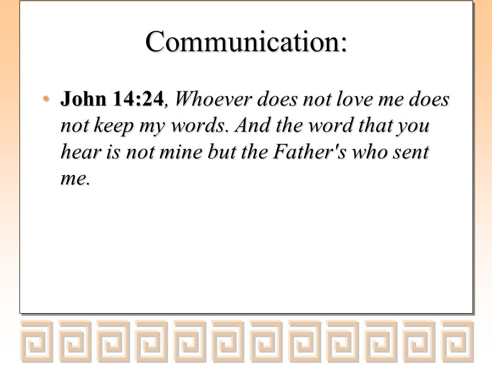 Errors In Communication: Matthew 12:34, You brood of vipers.