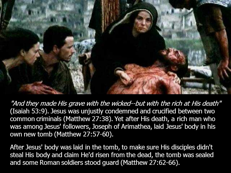 Did God answer Jesus on the cross.There s no record of an answer.