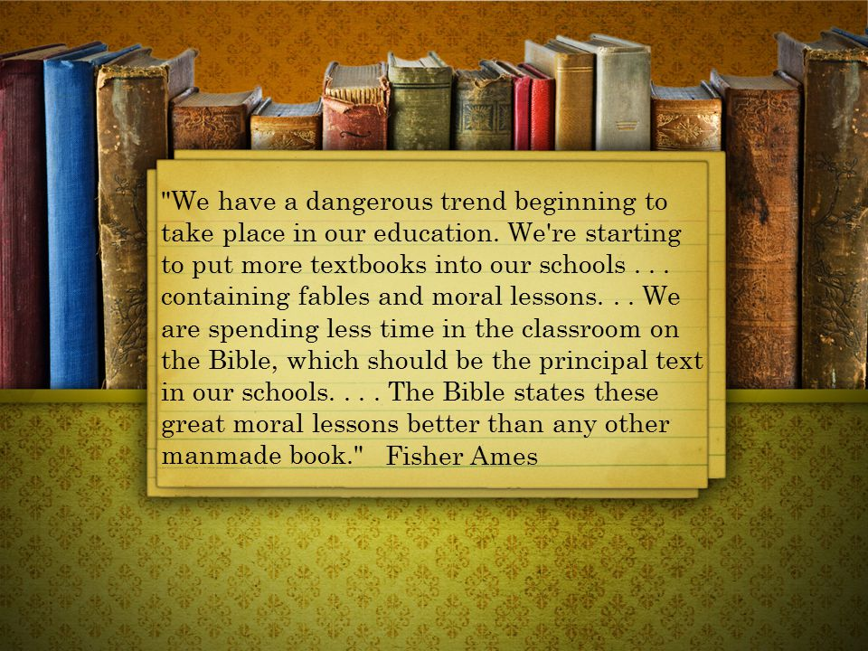 The Bible is the best of all books, for it is the word of God and teaches us the way to be happy in this world and in the next.