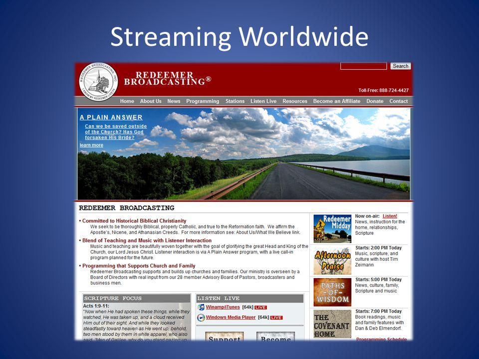 Streaming Worldwide