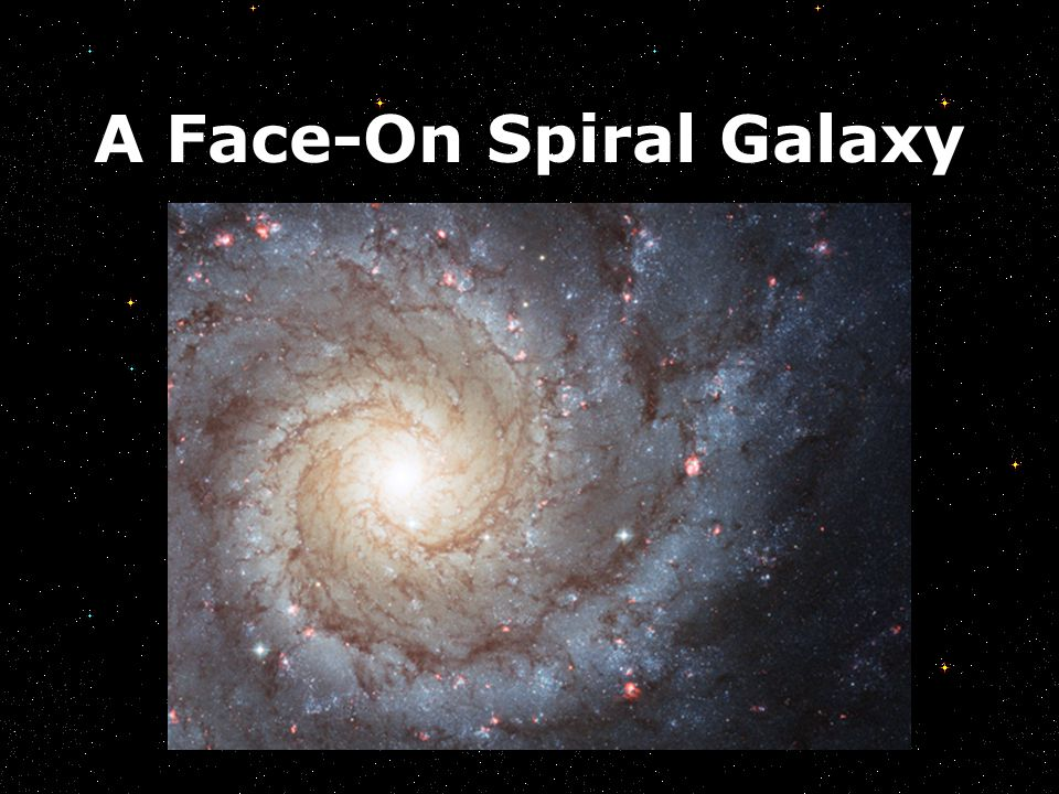A Face-On Spiral Galaxy