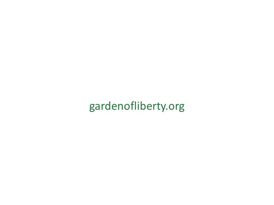 gardenofliberty.org