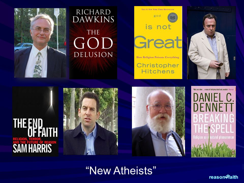 """New Atheists"""