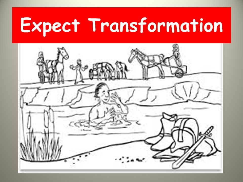 Expect Transformation