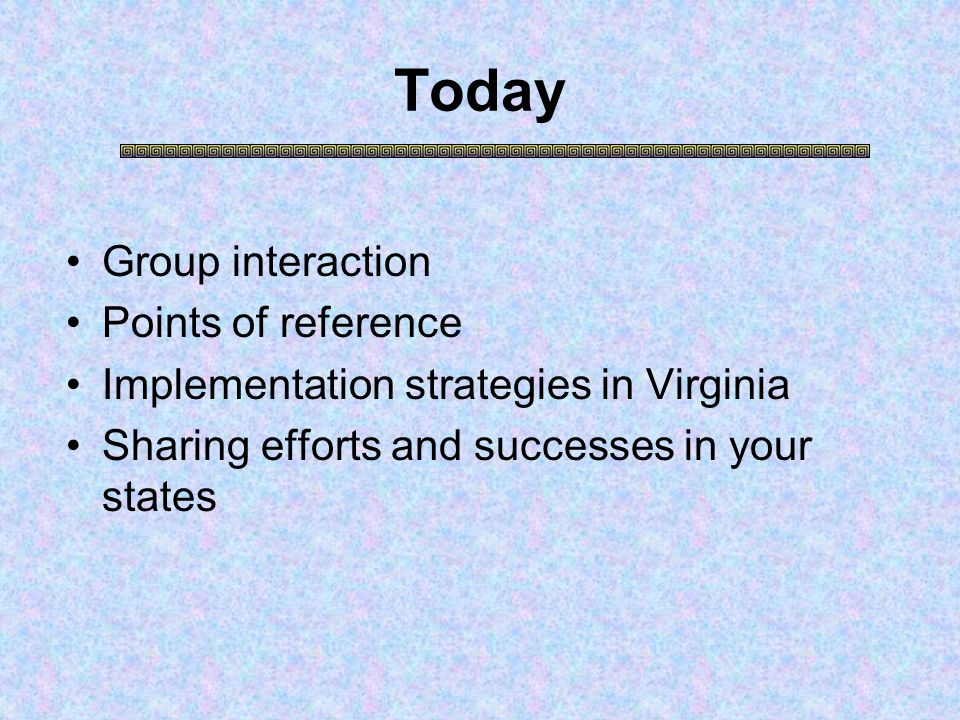 Extension Leadership Councils Are representatives of the community Primary partner for community involvement Key to VCE Being a Community Resource that is Meeting the Needs of Virginia's CommunitiesKey to VCE Being a Community Resource that is Meeting the Needs of Virginia's Communities