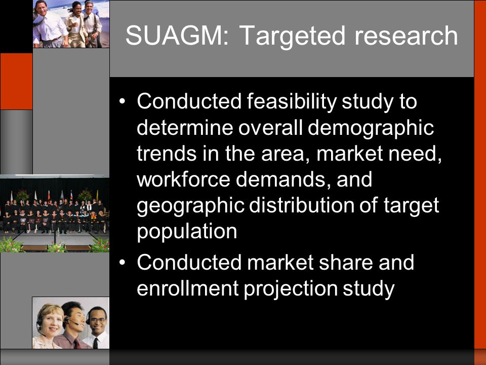 SUAGM: Search for best and failed practices Accelerated education: successful experience as alternative to meet the need for flexibility and convenience
