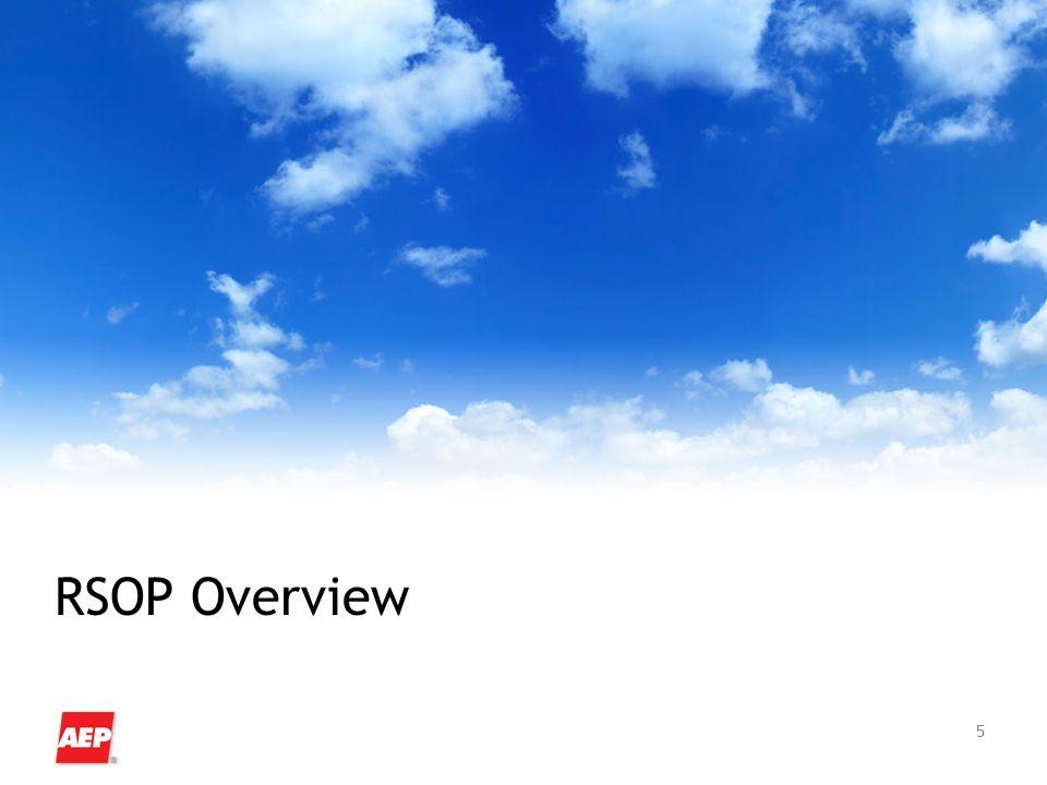 5 RSOP Overview