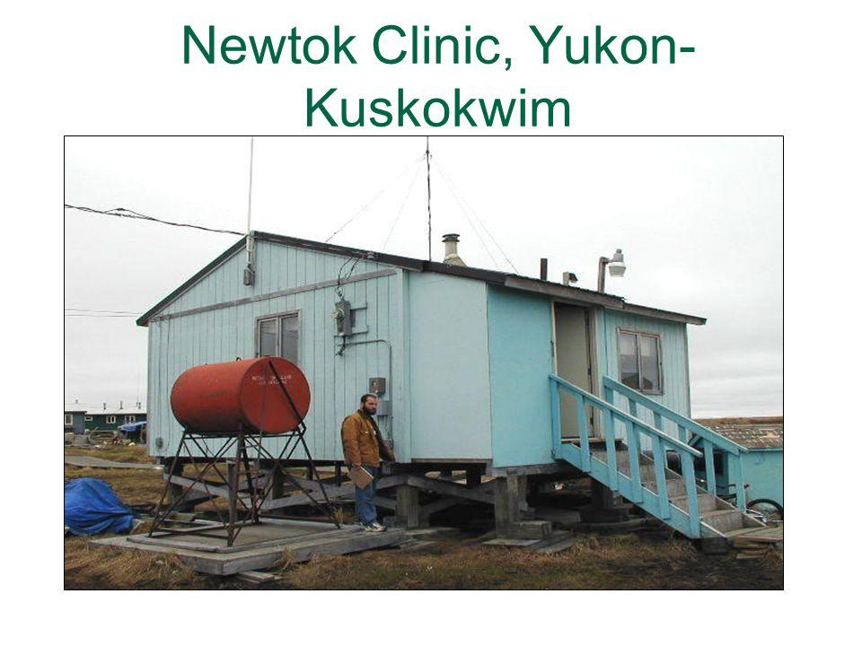 43 Newtok Clinic, Yukon- Kuskokwim