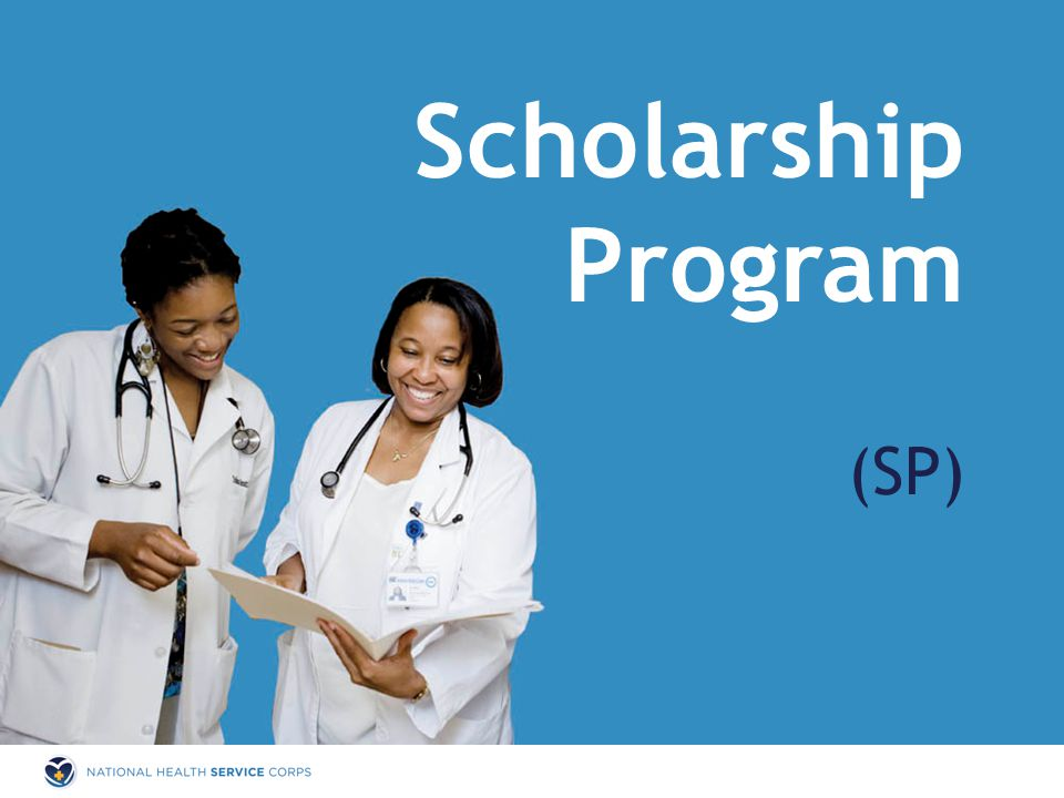 Scholarship Program (SP)