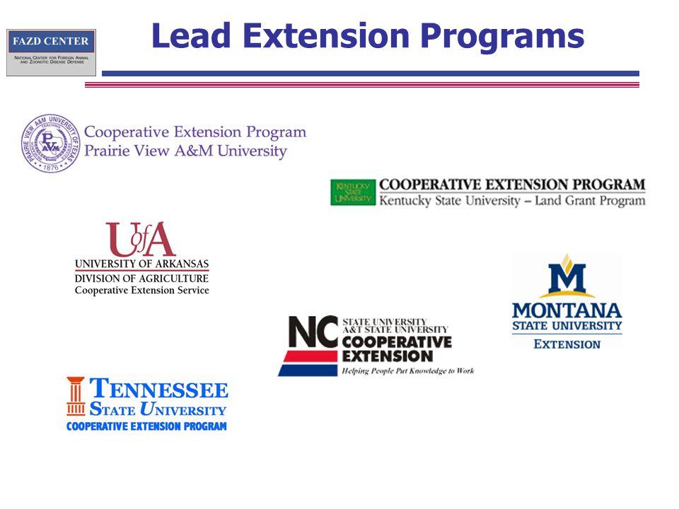 Lead Extension Programs