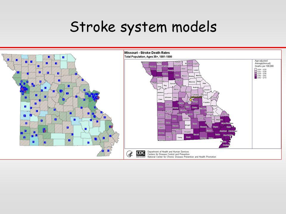 Stroke system models