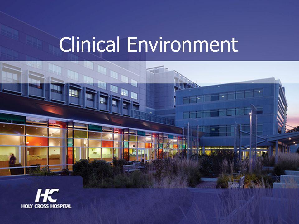 Clinical Environment