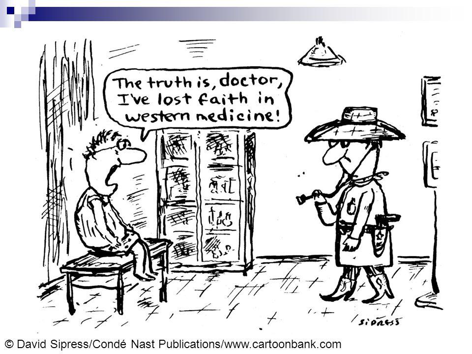 © David Sipress/Condé Nast Publications/www.cartoonbank.com