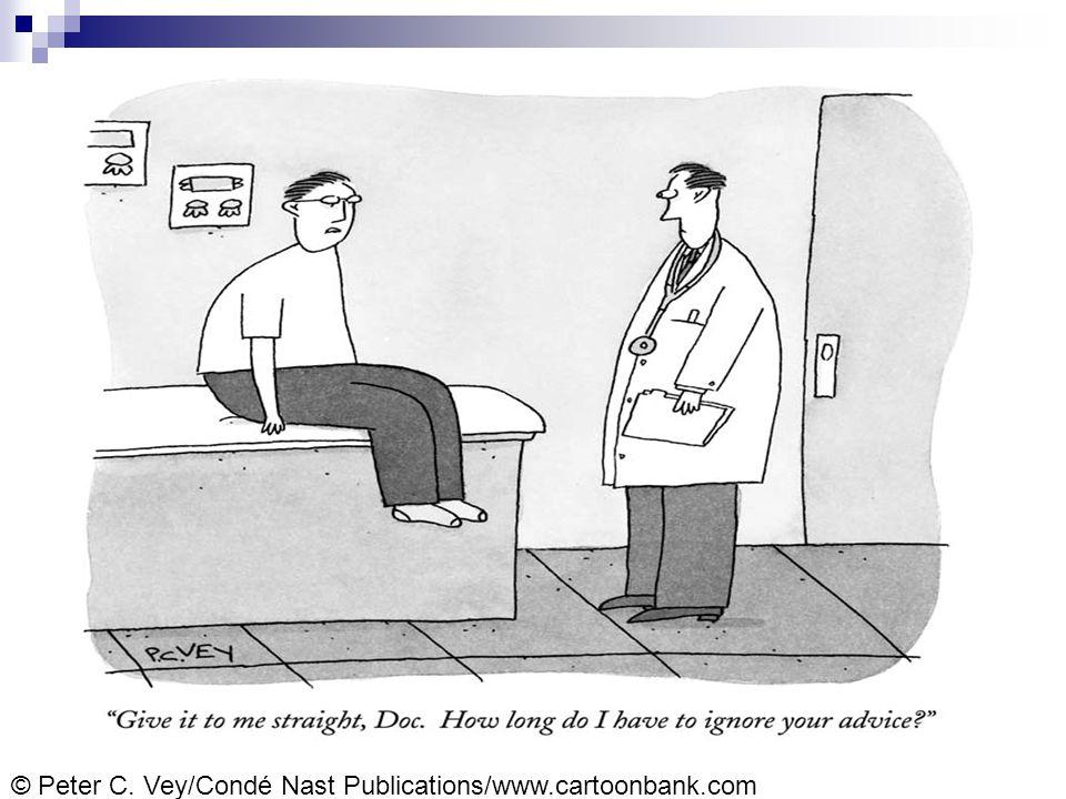 © Peter C. Vey/Condé Nast Publications/www.cartoonbank.com