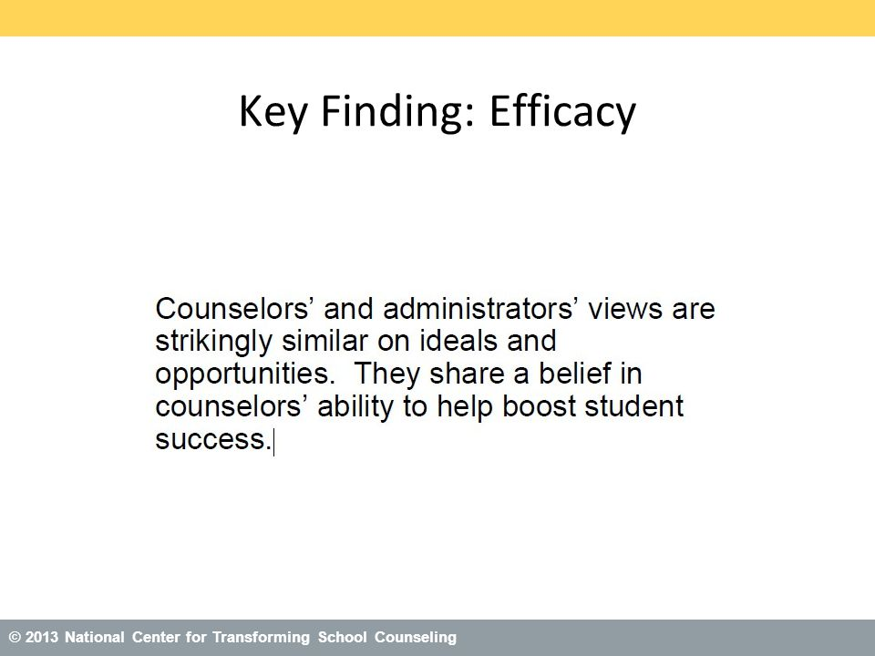 © 2013 NCTSC HOW MIGHT SCHOOL COUNSELORS CONTRIBUTE TO THE EQUITY GAP?
