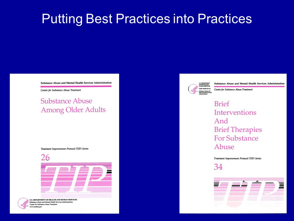 Putting Best Practices into Practices