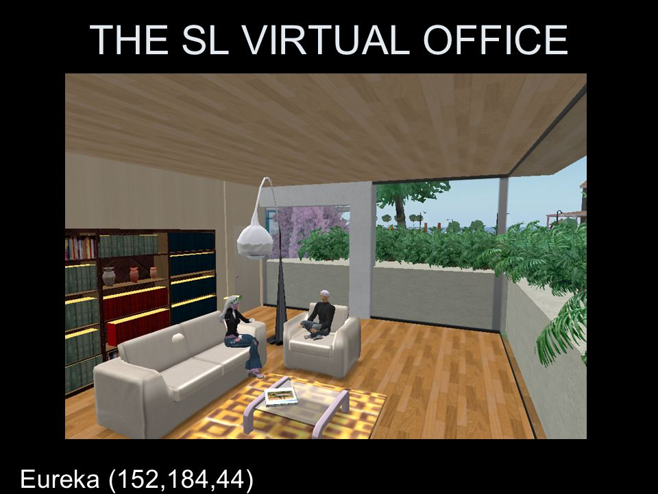 THE SL VIRTUAL OFFICE Eureka (152,184,44)