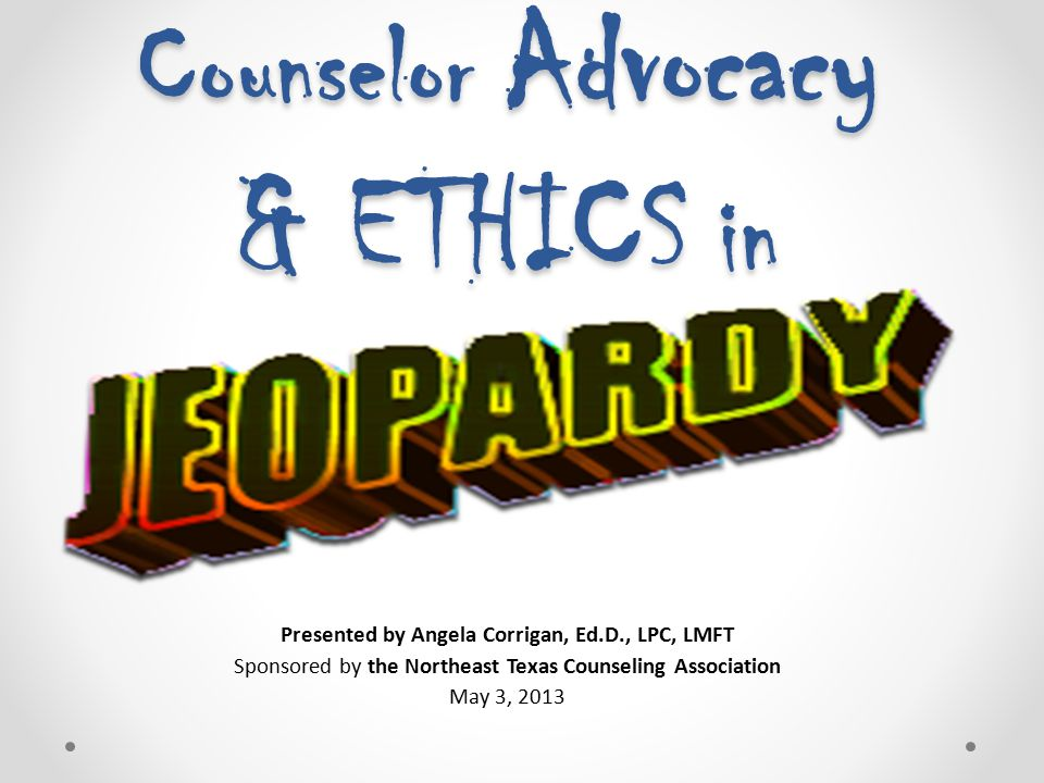 Counselor Advocacy Watch TCA advocacy video – presented by Jan Friese http://www.txca.org/tca/Course-Advocacy.asp Current Legislative Platform Advocacy Dos and Don'ts Contacting Legislators Writing Letters