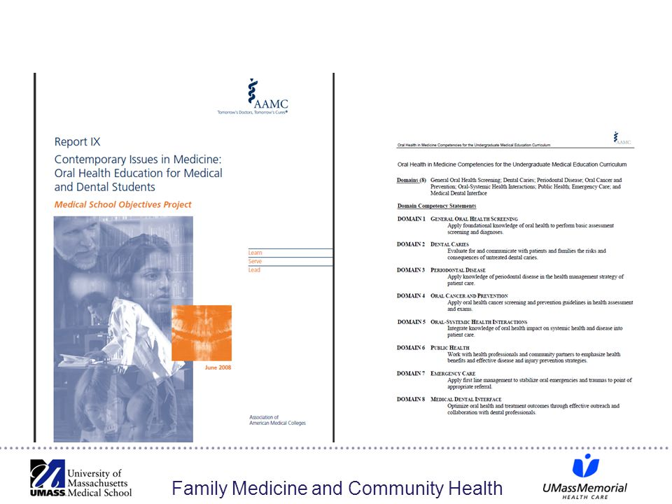 Family Medicine and Community Health