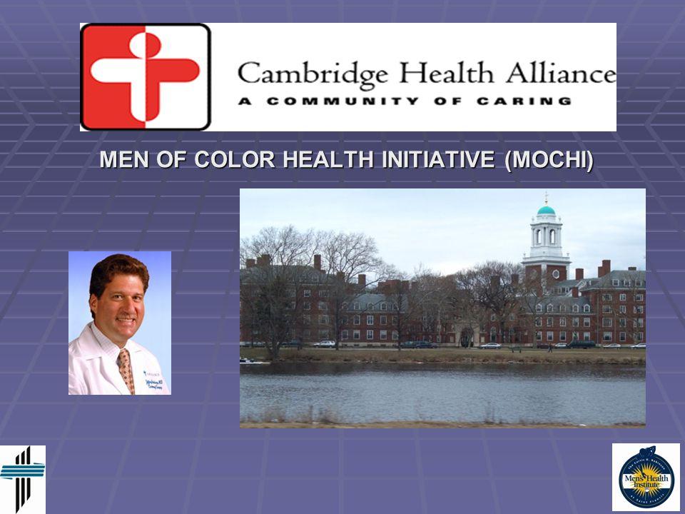 MEN OF COLOR HEALTH INITIATIVE (MOCHI)