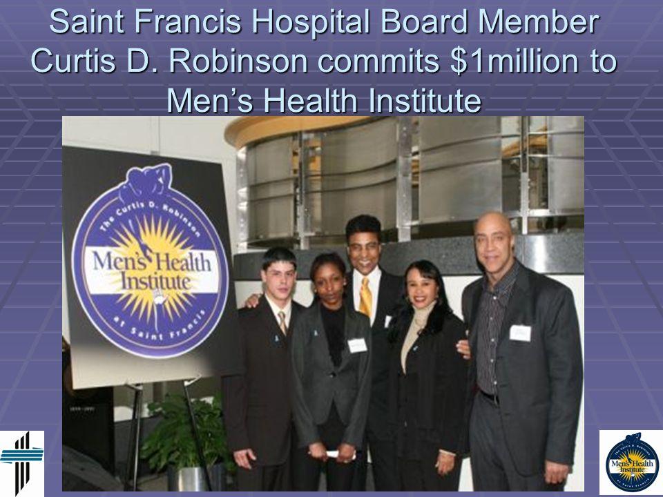 8 Saint Francis Hospital Board Member Curtis D.