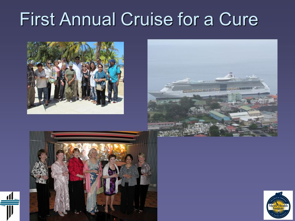 First Annual Cruise for a Cure