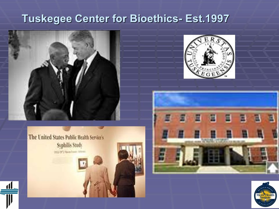 Tuskegee Center for Bioethics- Est.1997 Unknown-1