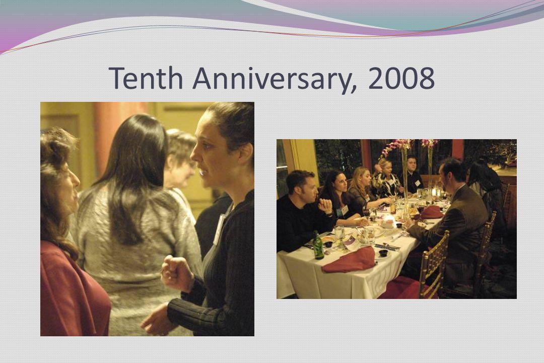Tenth Anniversary, 2008