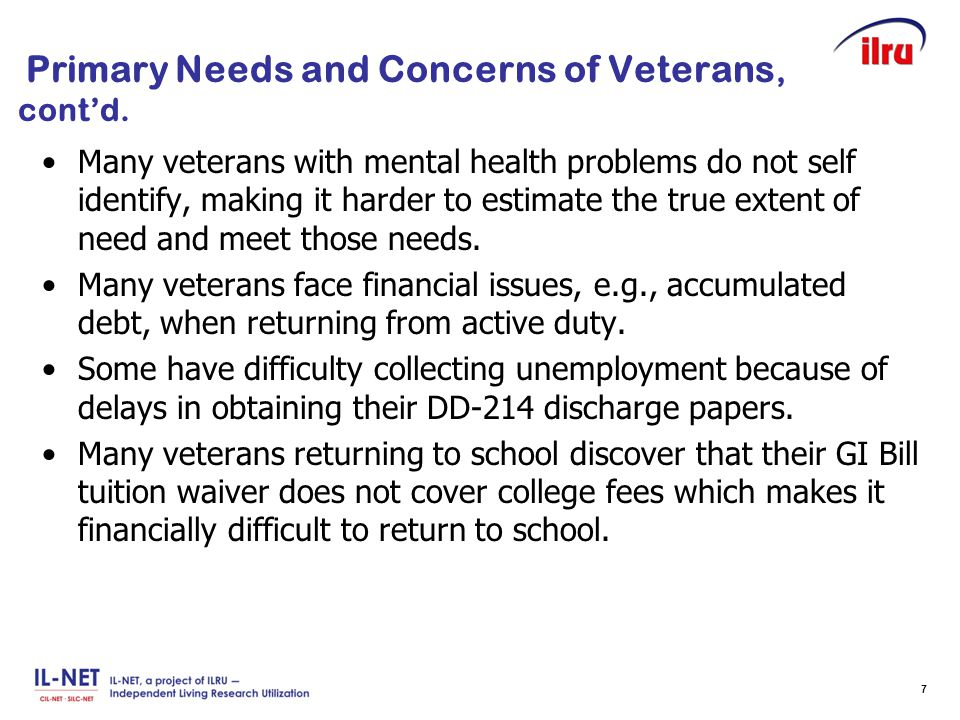 Slide 8 Recruitment Plan/Staffing/Job Description Goal—to hire a veteran with a disability, so we gave preference in hiring to veterans.