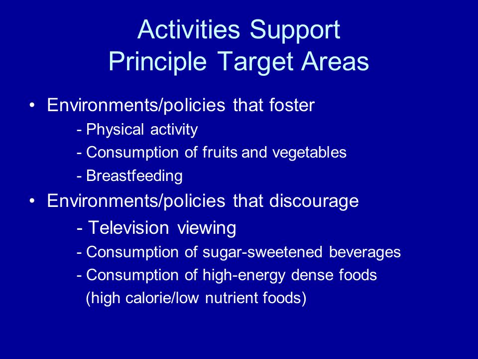 MAPPS - Nutrition Media Access Point of Purchase/ Promotion Price Social Support and Services http://www.cdc.gov/chronicdisease/recovery/