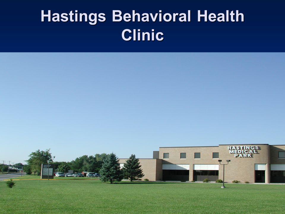 Hastings Behavioral Health Clinic