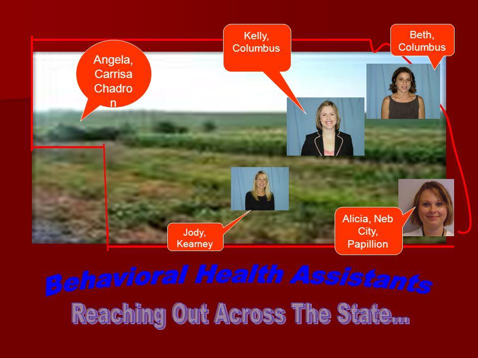 Angela, Carrisa Chadro n Jody, Kearney Kelly, Columbus Beth, Columbus Alicia, Neb City, Papillion