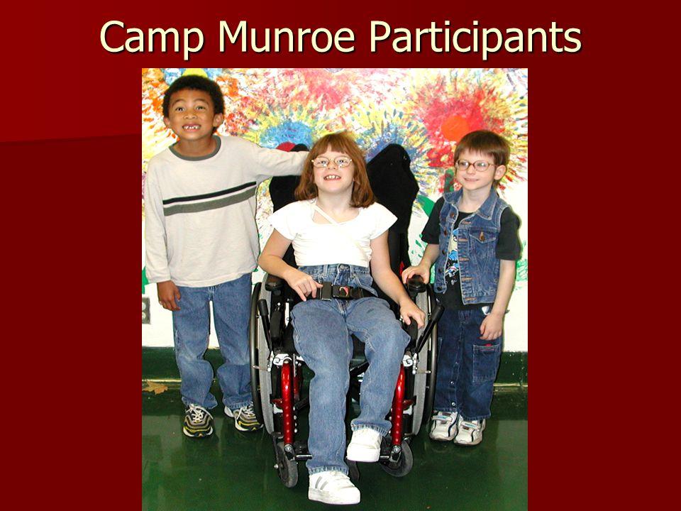 Camp Munroe Participants