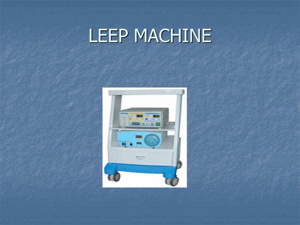 LEEP MACHINE
