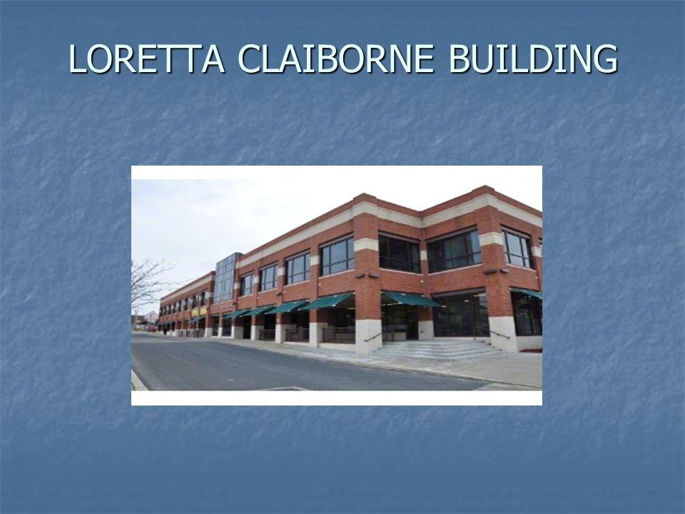LORETTA CLAIBORNE BUILDING