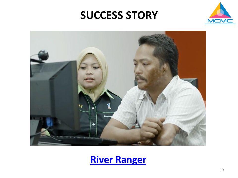 19 River Ranger SUCCESS STORY