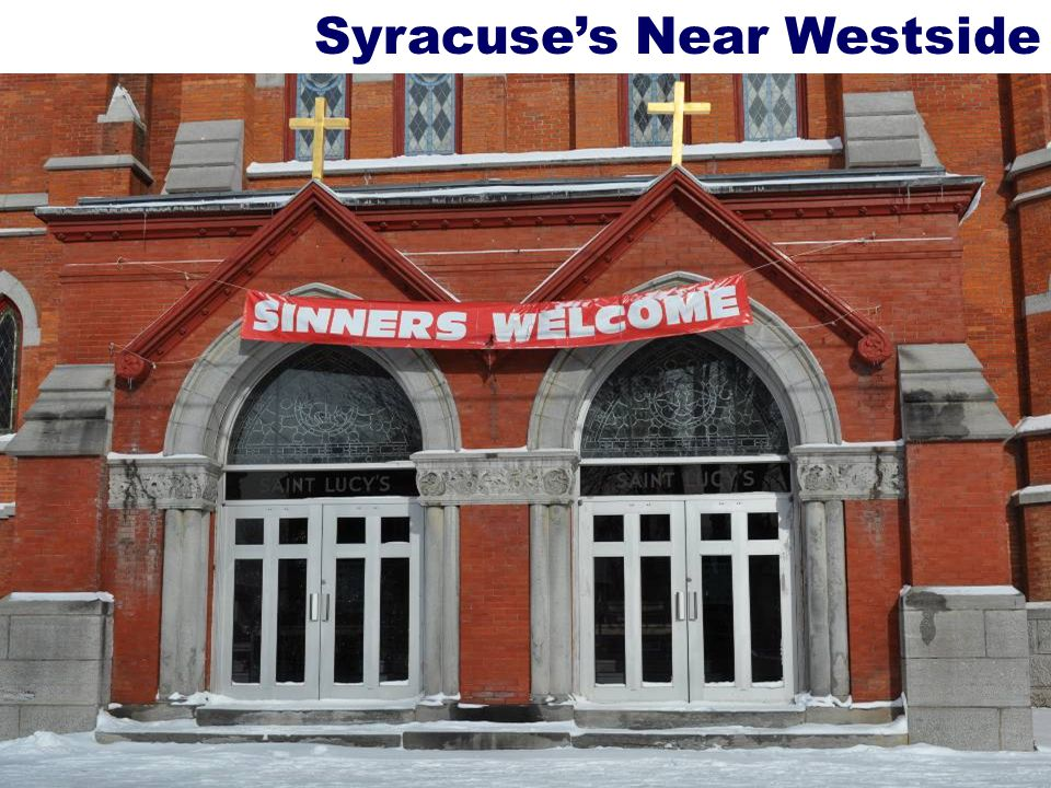 Syracuse's Near Westside