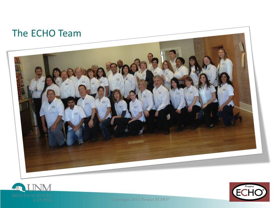 Hepatitis C The ECHO Team