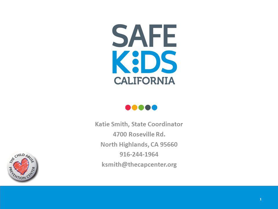 Katie Smith, State Coordinator 4700 Roseville Rd.